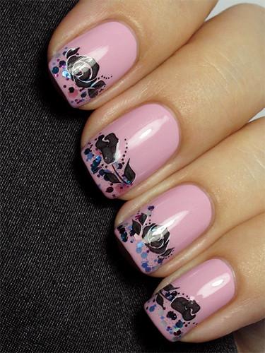 O.P.I. Panda-monium Pink & I Love Nail Polish 'Sugar Blossom'