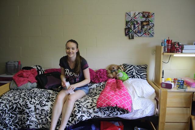 Meghan's dorm
