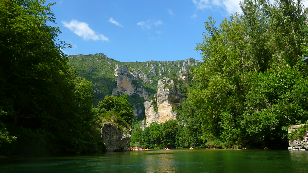 Tarn Gorge