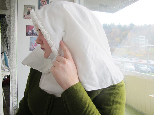Wearing my veil - 28