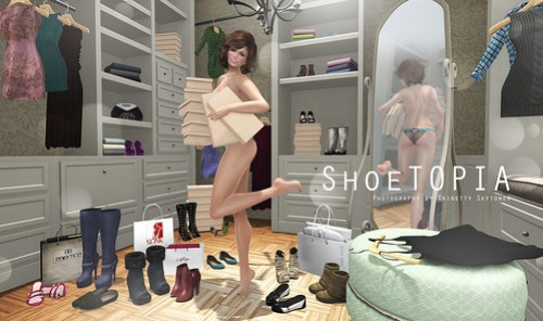 { My Closet } SHOETOPIA PREVIEW