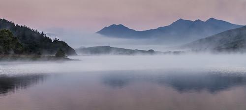 A Misty Mymbyr Morning - Explored