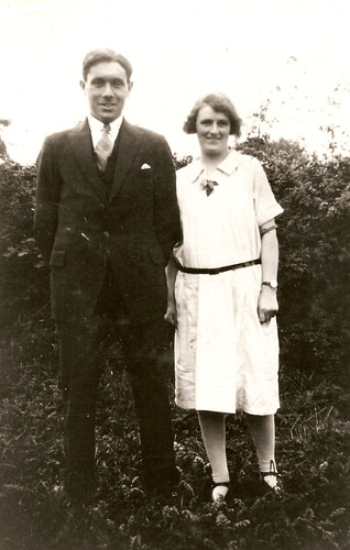 George Edward Moden and Lily Dewey
