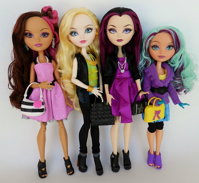 Ever After High Dolls Flickr Photo Sharing