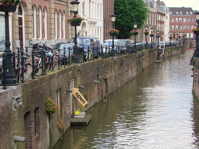 Europe's Most Beautiful Canals Are in Utrecht (6/6)