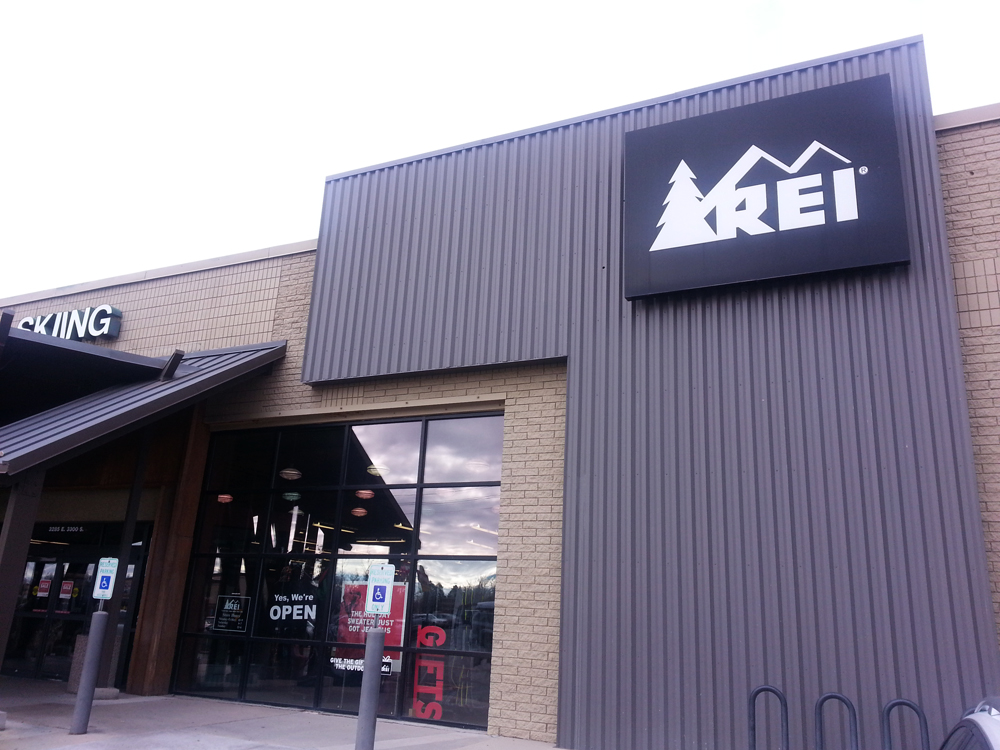 REI Store - Salt Lake City