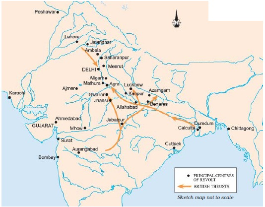 NCERT Class XII History Part 3: Theme 11 - Rebels And The