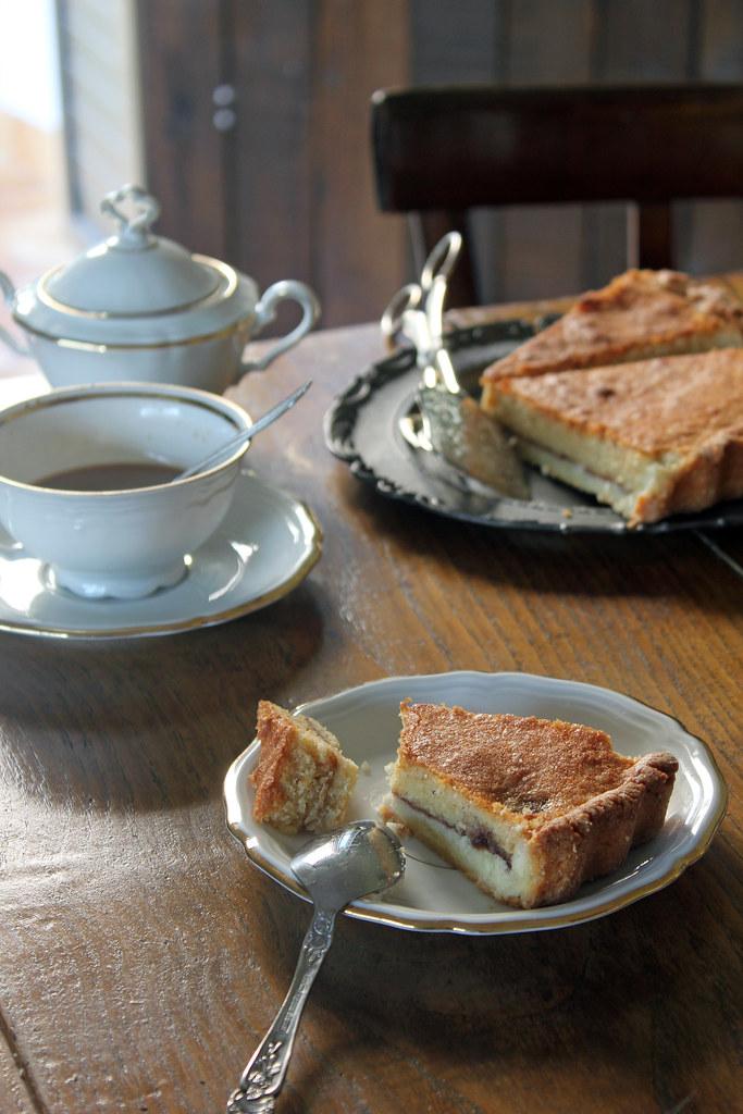 Bakewell tarte