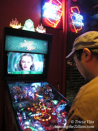 The Wizard of OZ by Jersey Jack Pinball