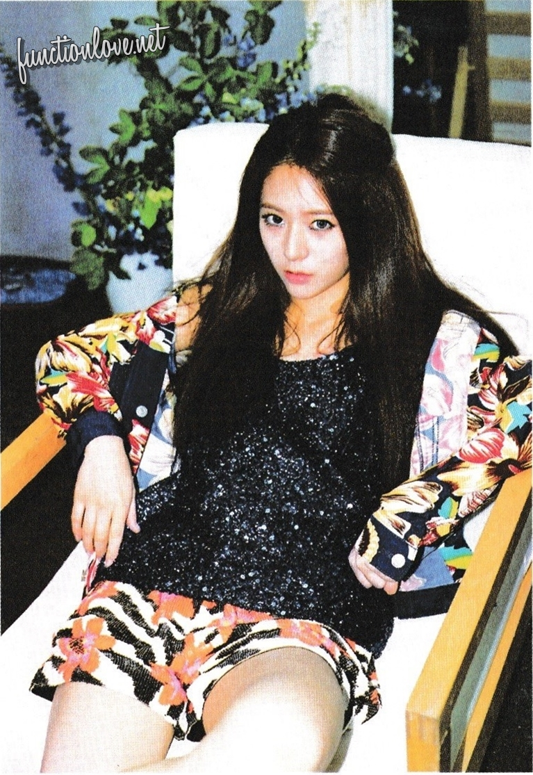 f(♥) Exclusives – [HQ SCANS+DL] f(x) 2nd Mini Album ... F(x) Electric Shock Krystal