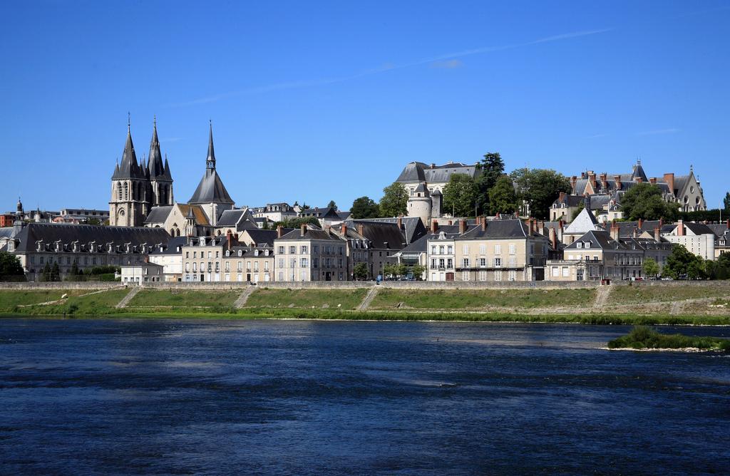Ciudad de Blois, junto al Loira. Autor, Paolo Ramponi