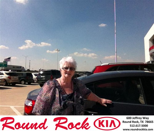 Thank you to Linda Stagnar on the 2014 Kia Forte from Timmy Wiles and everyone at Round Rock Kia! by RoundRockKia