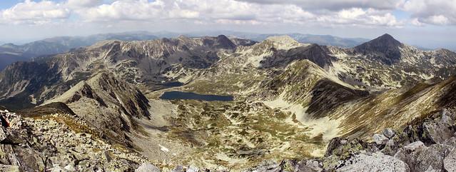 Peleaga peak, Retezat / Peleaga csúcs, Retyezát