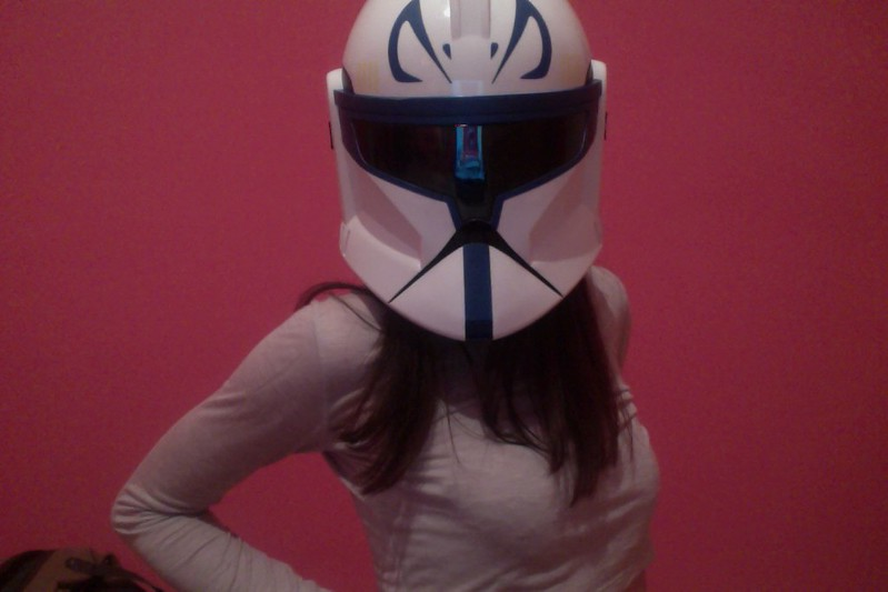 Captain Rex mask