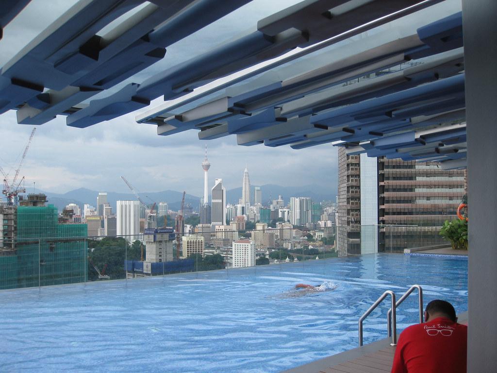 2013吉隆坡之旅:Aloft Kuala Lumpur Sentral 吉隆坡中環廣場雅樂軒酒店 (外觀,大廳,泳池篇) @ 看東看西 想東想 ...