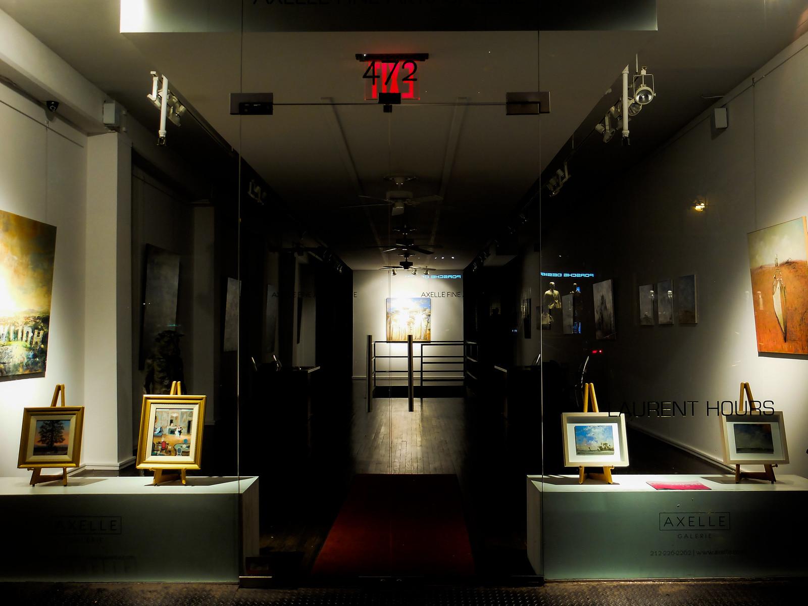 Night Gallery by wwward0