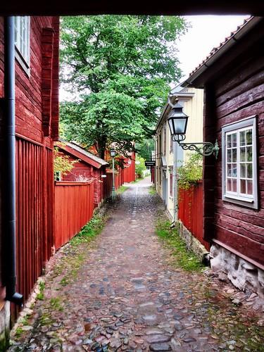 Gamla Linköping view by SpatzMe