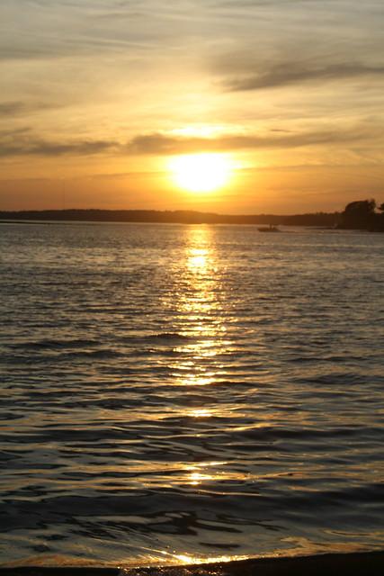 Peak's Island sunset(2)