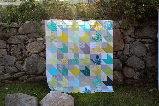Marcy's Quilt Top