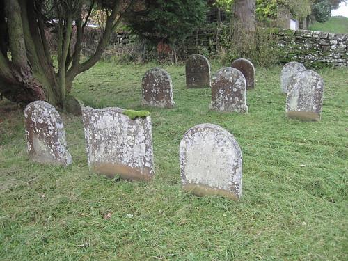 Quaker Graves, Castleton
