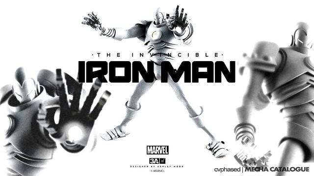 threeA x Marvel - The Invincible Iron Man - Updates