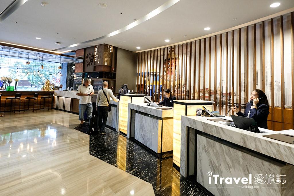 《曼谷酒店推荐》诺富特素坤逸20巷酒店 Novotel Bangkok Sukhumvit 20:2016年开业星级酒店,超商、餐厅、按摩一应俱全。