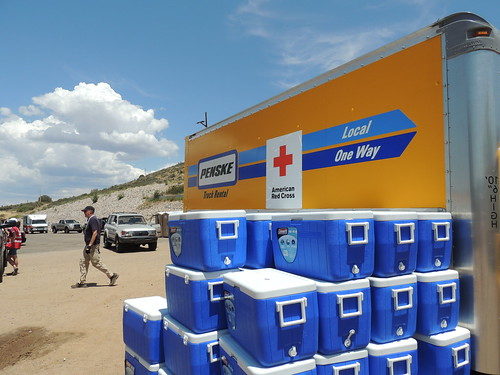 Yarnell Fire Recovery Center
