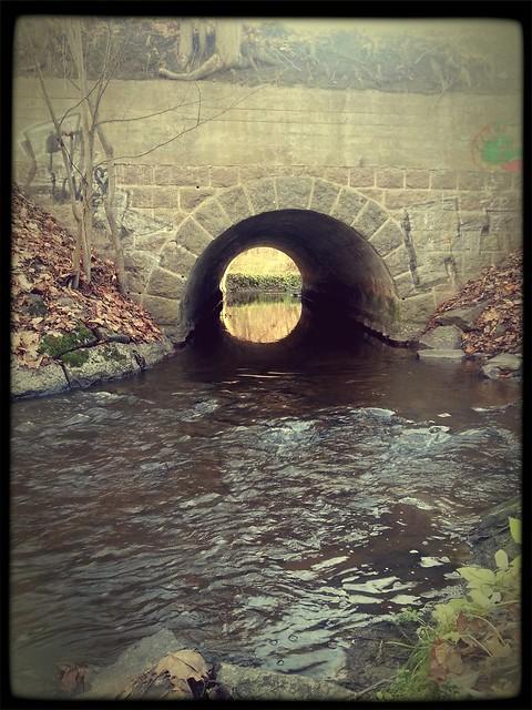 Ljus i tunneln