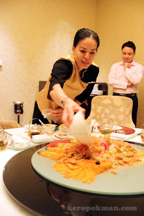 Xin Cuisine @ Holiay Inn Atrium Singapore