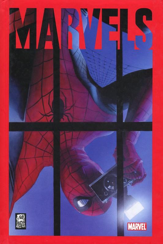 Mucha Comics Marvels