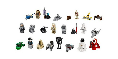 Advent Calendar Star Wars 2012 9509