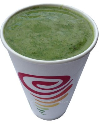Jamba Juice Kale-ribbean Breeze