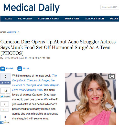 Dr. Joel Schlessinger discusses the cause of acne on MedicalDaily.com
