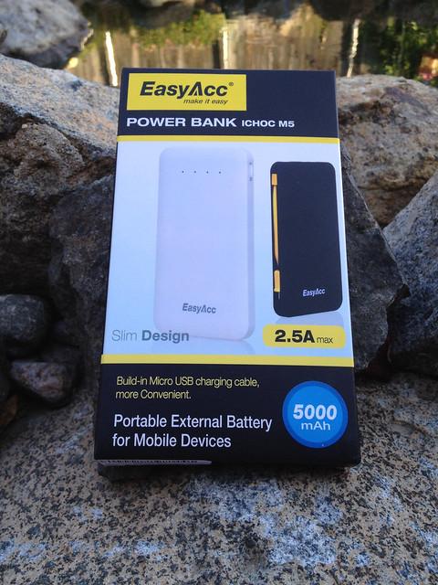 EasyAcc 5000 mAh