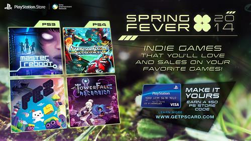 Spring Fever 2014