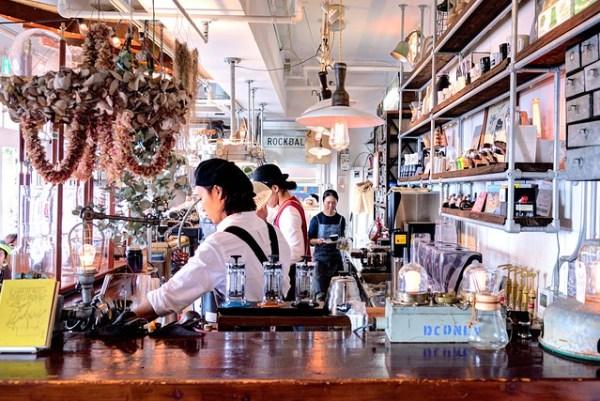 ZHYVAGO COFFEE WORKS,沖繩,咖啡,美國村