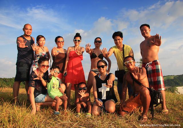 Calaguas Island Mahabang Buhangin Vacation 2013