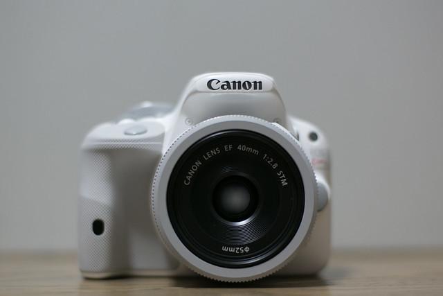 CANON EOS Kiss X7 ホワイトモデル
