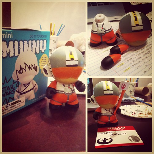 Wedge Antilles Munny