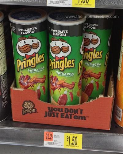Sriracha Pringles