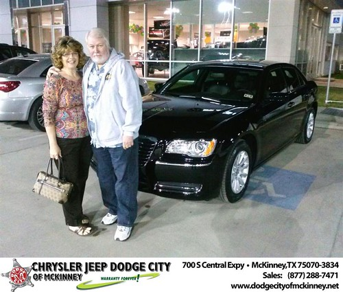 Dodge City McKinney Texas Customer Reviews and Testimonials-John & Priscilla Hatcher by Dodge City McKinney Texas