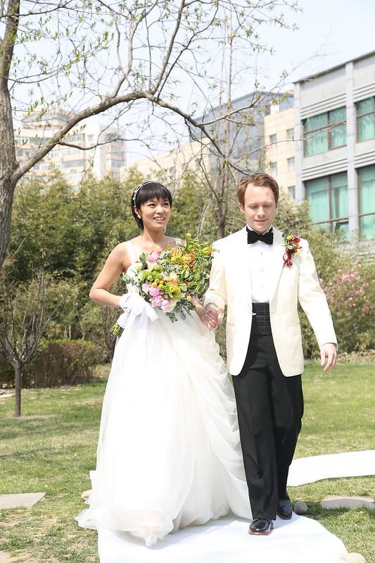 ảnh cưới nhà văn Xuân Thụ