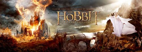 Estrenos 2014 - El Hobbit: Partida y regreso