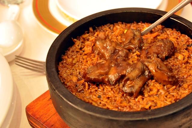 Abalone Rice