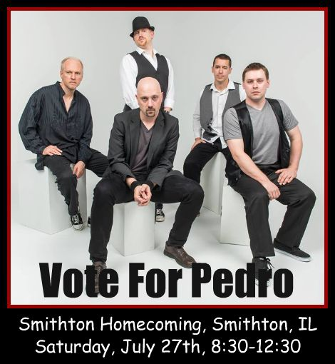 Vote For Pedro 7-27-13