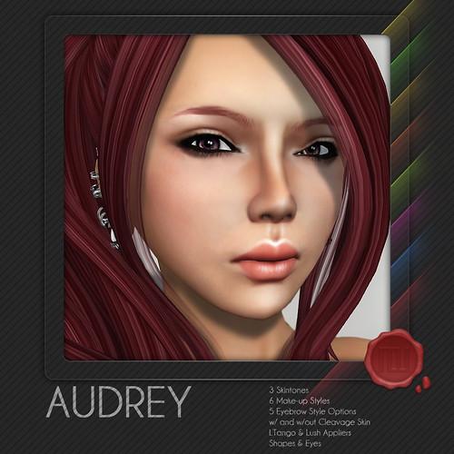 Audrey Shop Poster