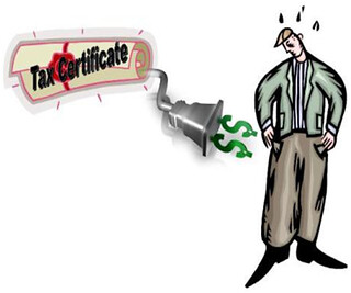 tax certificate property guiding