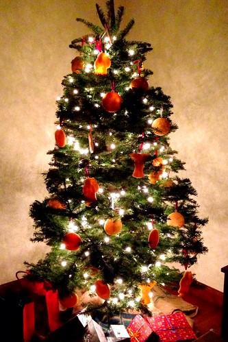 Oh Christmas tree, I love thee.