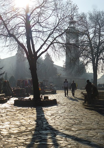 Vazrajdane Square by dibach