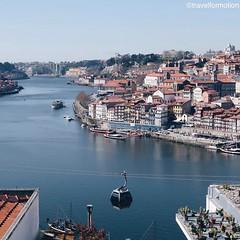 The #best #view in #porto #oporto #porto_ig #visitporto #portugal #loves_porto #portolovers #wanderlust #travel #travelgram #vsco #vscocam #guardiantravelsnaps #guardiancities #citytrip #travelphotography #igers_porto #visitportoandnorth #ig_travel #igers